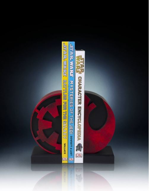 Gentle Giant - Imperial and Rebel Seal Bookends Bookim12