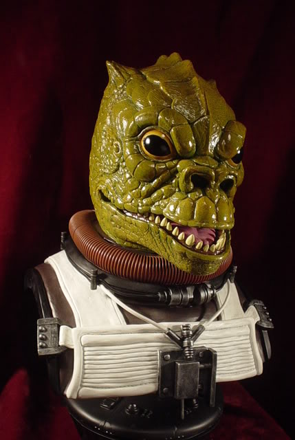 Sideshow Collectibles - Bossk Life Size  Bust Bossk021