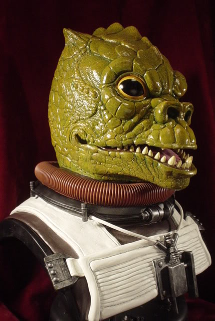 Sideshow Collectibles - Bossk Life Size  Bust Bossk023