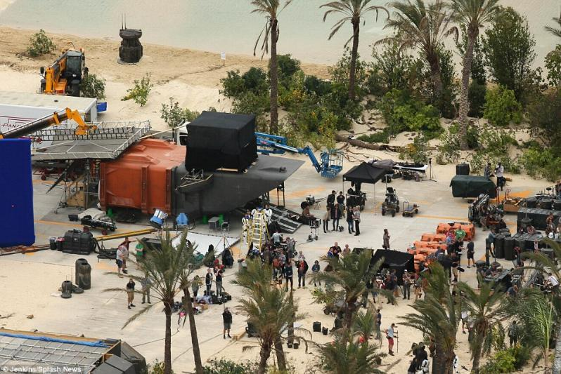 Rogue - Les NEWS Star Wars Rogue One - Page 2 Bts_0510