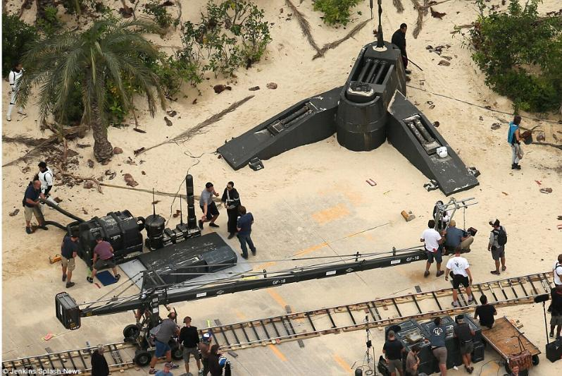 Rogue - Les NEWS Star Wars Rogue One - Page 2 Bts_0610
