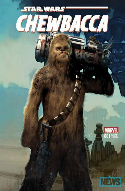 Marvel Comics US - Star Wars: Chewbacca C01b10