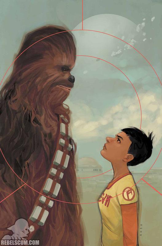 Marvel Comics US - Star Wars: Chewbacca C0210