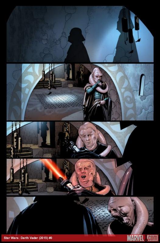 Marvel Comics US - Star Wars: Darth Vader C11