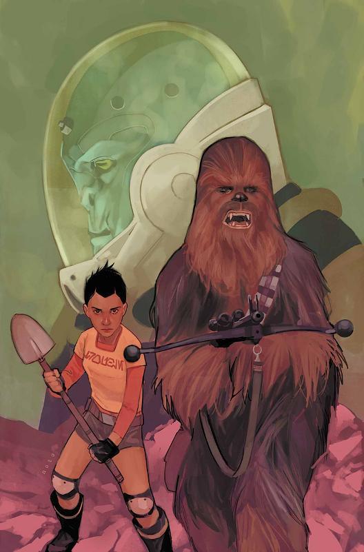 Marvel Comics US - Star Wars: Chewbacca C310