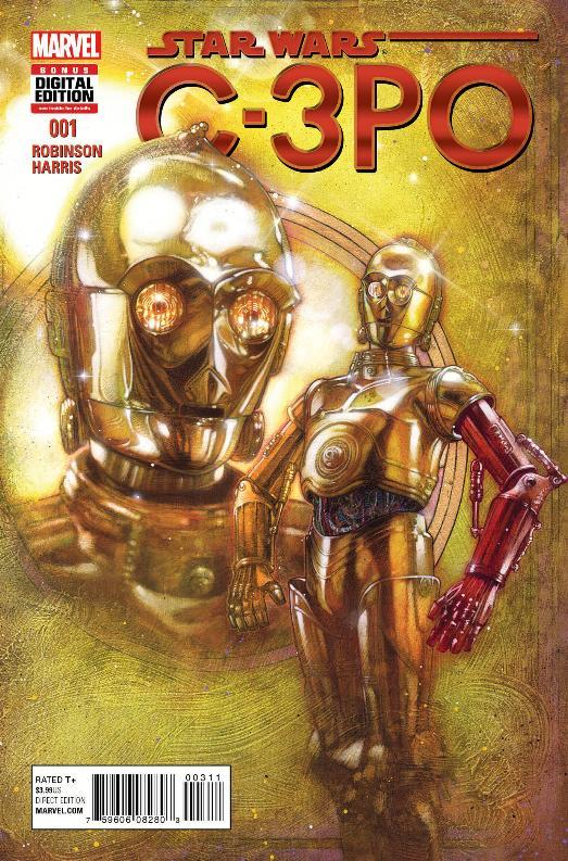 Marvel Comics US - Star Wars Special: C-3PO C3a10