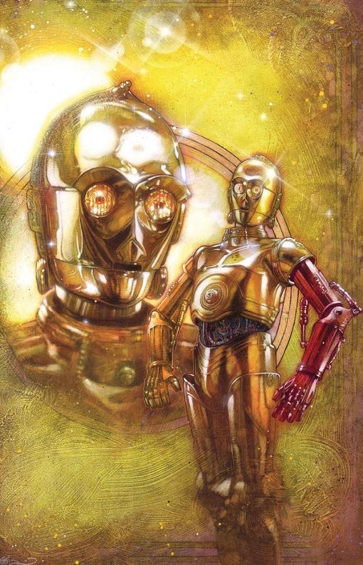 Marvel Comics US - Star Wars Special: C-3PO C3b10