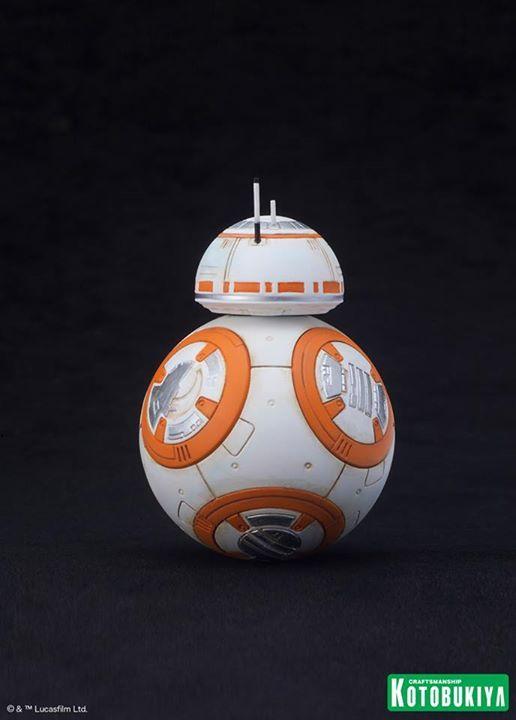 Kotobukiya Star Wars - C3PO,R2D2,BB8 ARTFX+ Statue C3po-r14
