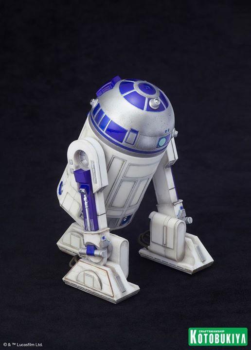 Kotobukiya Star Wars - C3PO,R2D2,BB8 ARTFX+ Statue C3po-r21