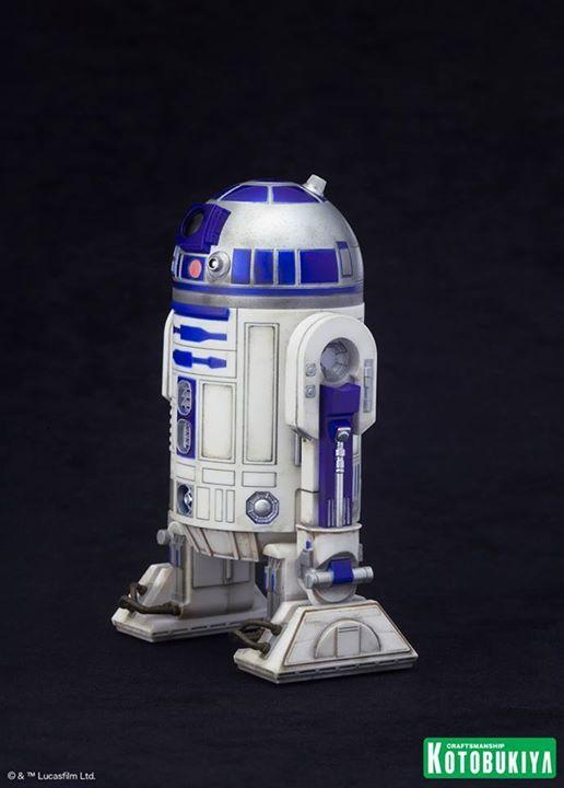 Kotobukiya Star Wars - C3PO,R2D2,BB8 ARTFX+ Statue C3po-r25
