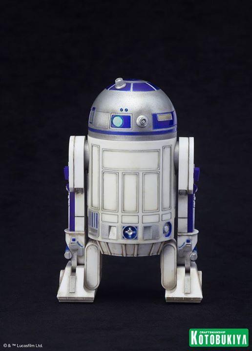 Kotobukiya Star Wars - C3PO,R2D2,BB8 ARTFX+ Statue C3po-r26