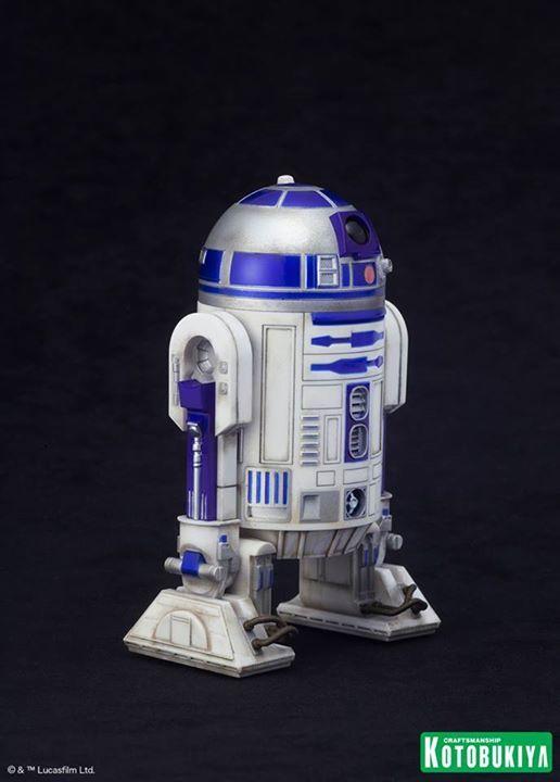 Kotobukiya Star Wars - C3PO,R2D2,BB8 ARTFX+ Statue C3po-r28