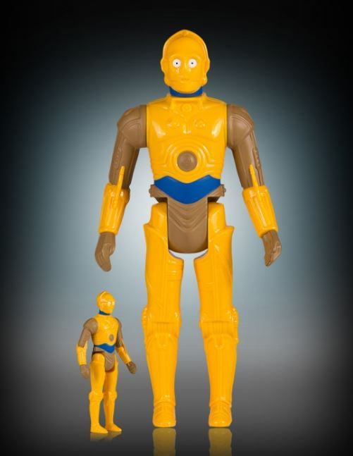 Gentle Giant - C-3PO Droids Celebration Exclu Jumbo Figure C3po_c10