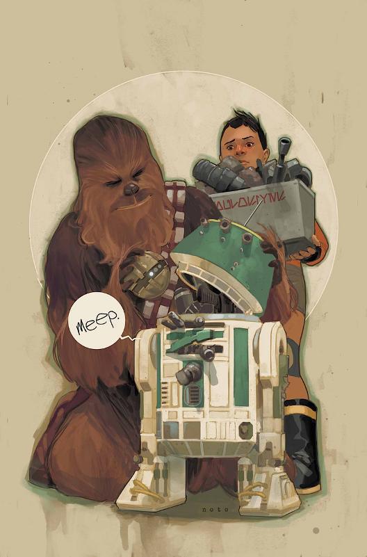 Marvel Comics US - Star Wars: Chewbacca C410