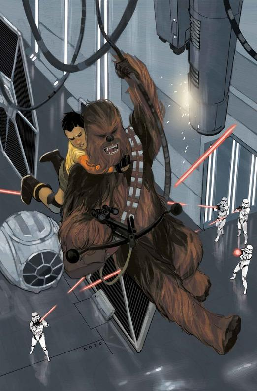 Marvel Comics US - Star Wars: Chewbacca C510