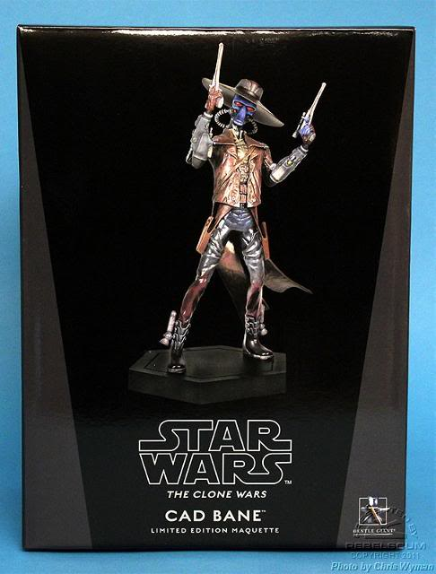 Gentle Giant - CAD BANE - Animated Maquette Cad0110