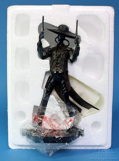 Gentle Giant - CAD BANE - Animated Maquette Cad0310