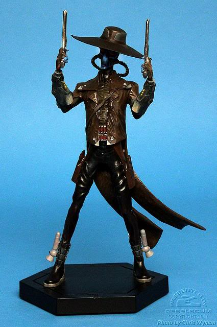Gentle Giant - CAD BANE - Animated Maquette Cad0410