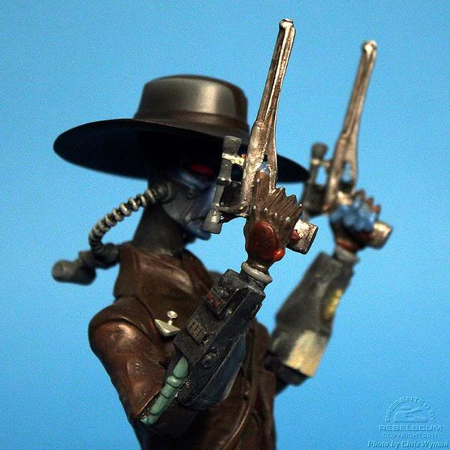 Gentle Giant - CAD BANE - Animated Maquette Cad0610