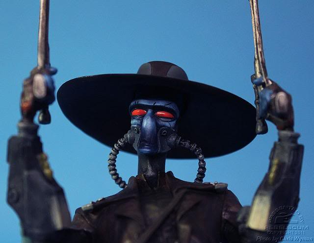 Gentle Giant - CAD BANE - Animated Maquette Cad0710