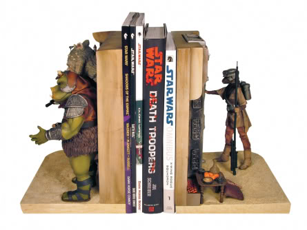 Gentle Giant - Bookends Jabba Palace ROTJ  Cantin12