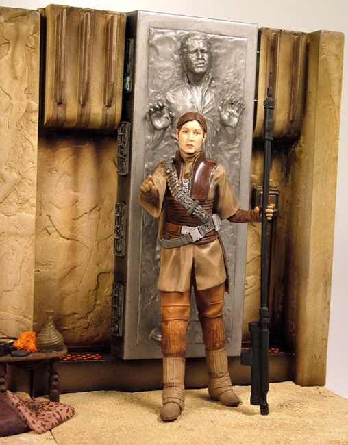 Gentle Giant - Bookends Jabba Palace ROTJ  Cantin14