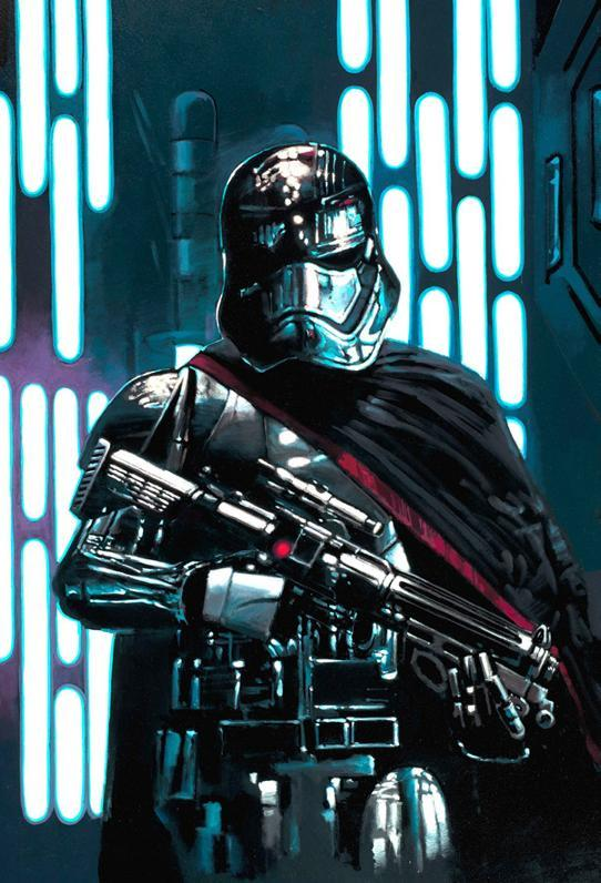 Artwork Star Wars - ACME - Captain Phasma Cap_pl10