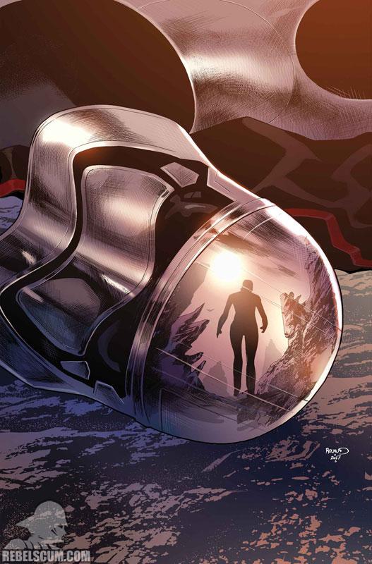 MARVEL Comics US - Star Wars: Captain Phasma Captai35