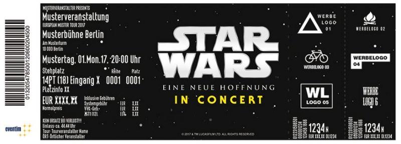 Star Wars In concert 2018 Captur15