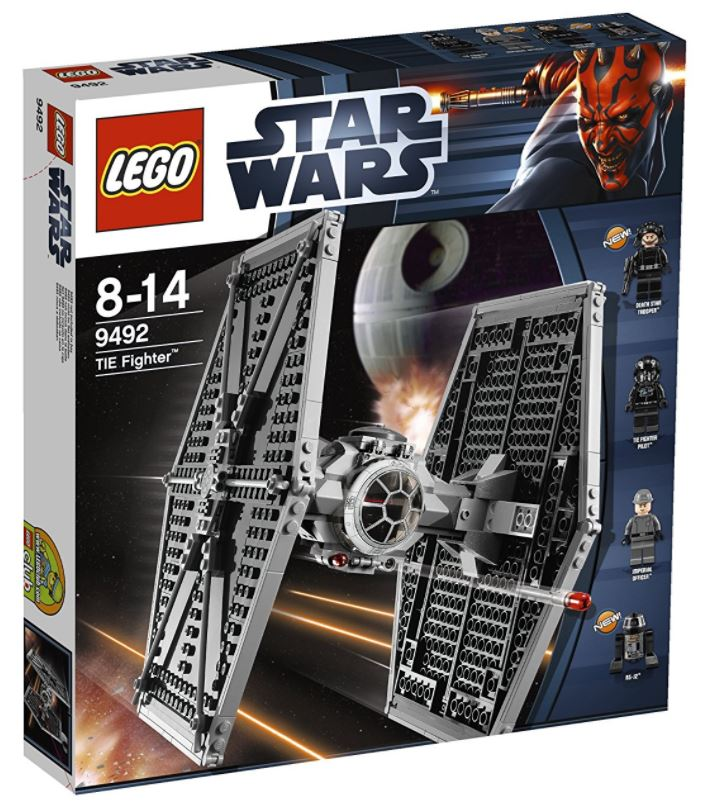 LEGO STAR WARS - 9492 - TIE FIGHTER  Captur59