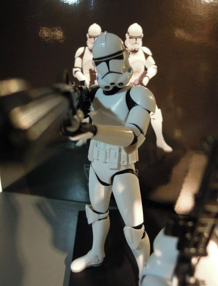 Kotobukiya - Clone Trooper 2 Pack  - Artfx+ Captur62