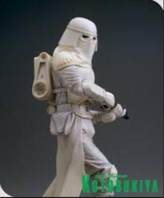 Kotobukiya - Snowtrooper ARTFX Statue Captur64