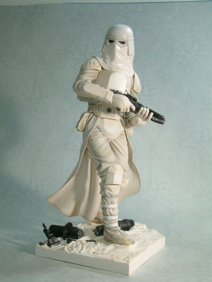 Kotobukiya - Snowtrooper ARTFX Statue Captur65