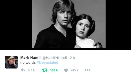 Hommages à Carrie Fisher 1956 - 2016 Carrie12