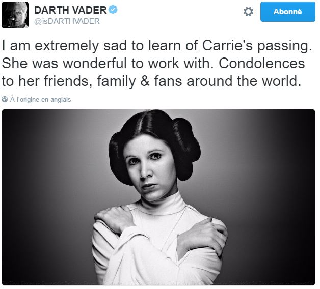Hommages à Carrie Fisher 1956 - 2016 Carrie15