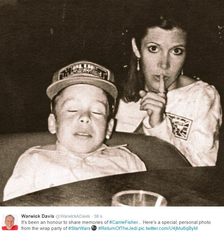 Hommages à Carrie Fisher 1956 - 2016 Carrie31