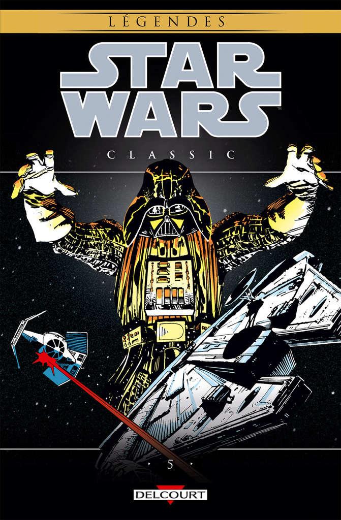 Star Wars Classic tome 05 Classi14