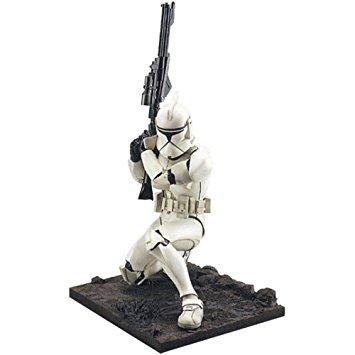 Kotobukiya - Clone Trooper ARTFX Statue Clone_35