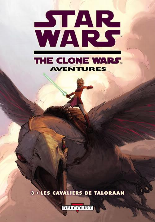 COLLECTION STAR WARS - CLONE WARS AVENTURES Clonew10