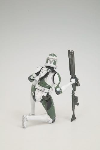 KOTOBUKIYA - THE CLONE WARS ARTFX+ COMMANDER GREE Comman25