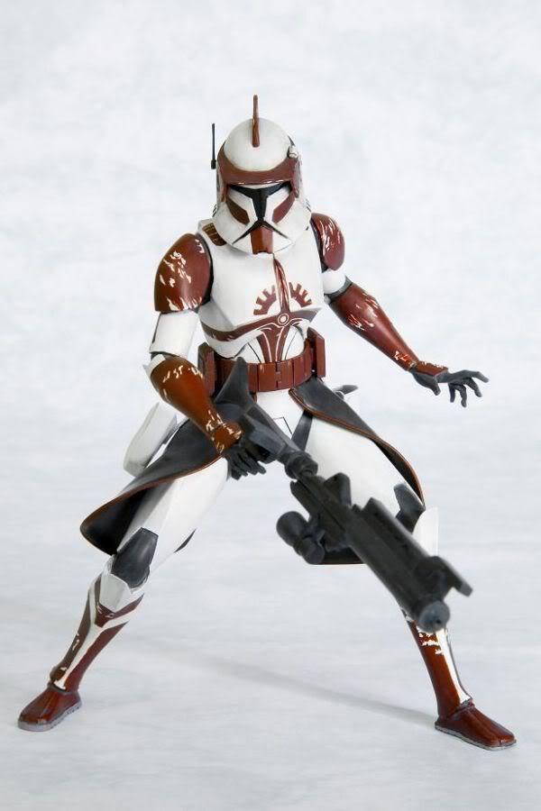 KOTOBUKIYA - COMMANDER FOX ARTFX+ KOTOUS.COM EXCLUSIVE Comman30
