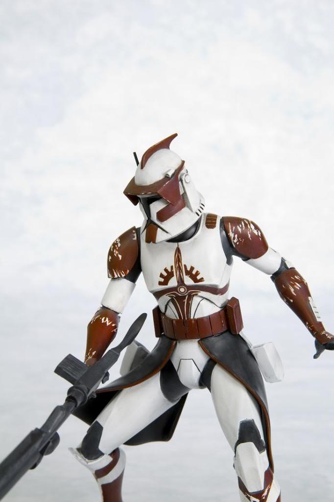 KOTOBUKIYA - COMMANDER FOX ARTFX+ KOTOUS.COM EXCLUSIVE Comman31
