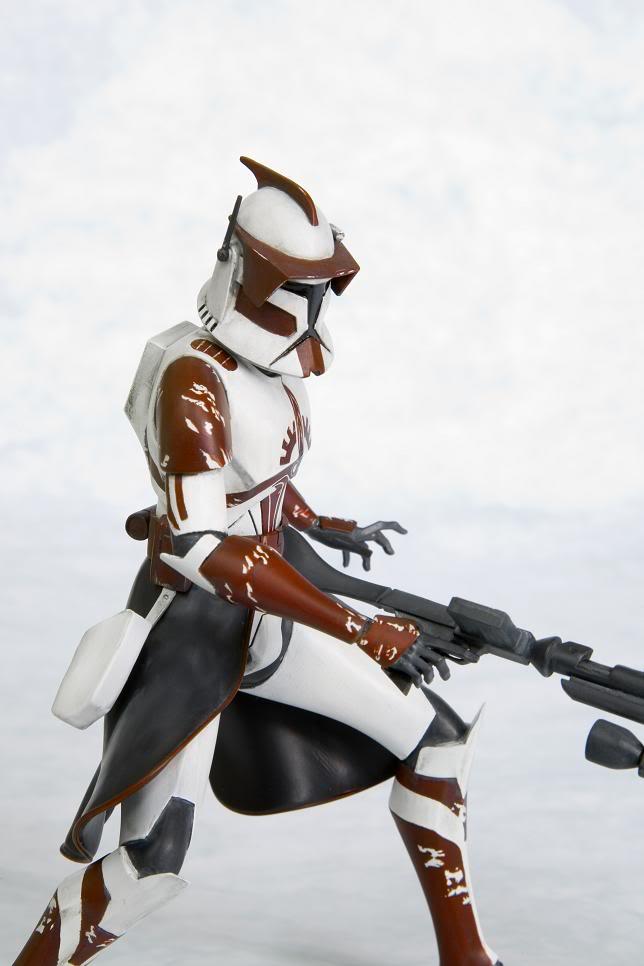 KOTOBUKIYA - COMMANDER FOX ARTFX+ KOTOUS.COM EXCLUSIVE Comman32