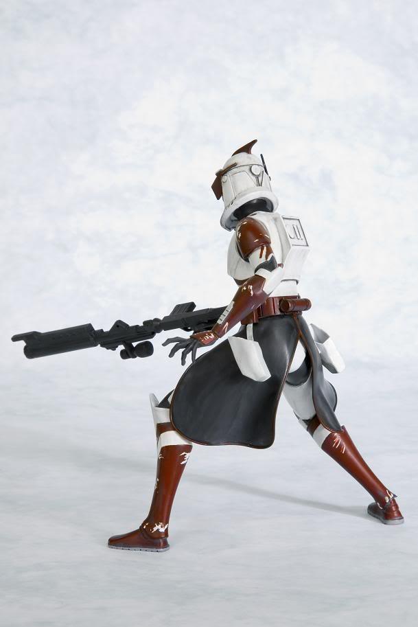 KOTOBUKIYA - COMMANDER FOX ARTFX+ KOTOUS.COM EXCLUSIVE Comman33