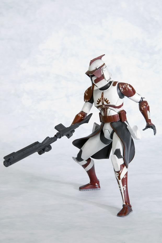 KOTOBUKIYA - COMMANDER FOX ARTFX+ KOTOUS.COM EXCLUSIVE Comman34