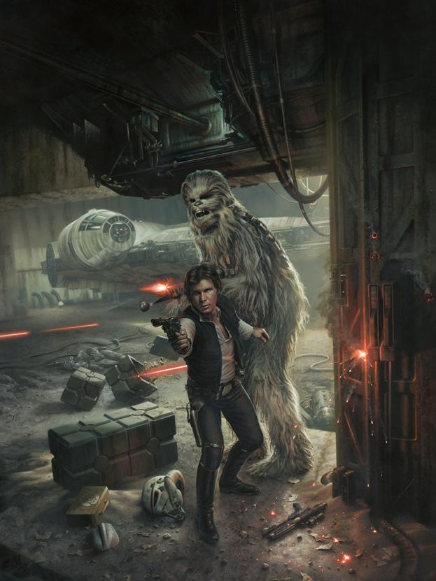 Artwork Star Wars - ACME - Contraband Contra10