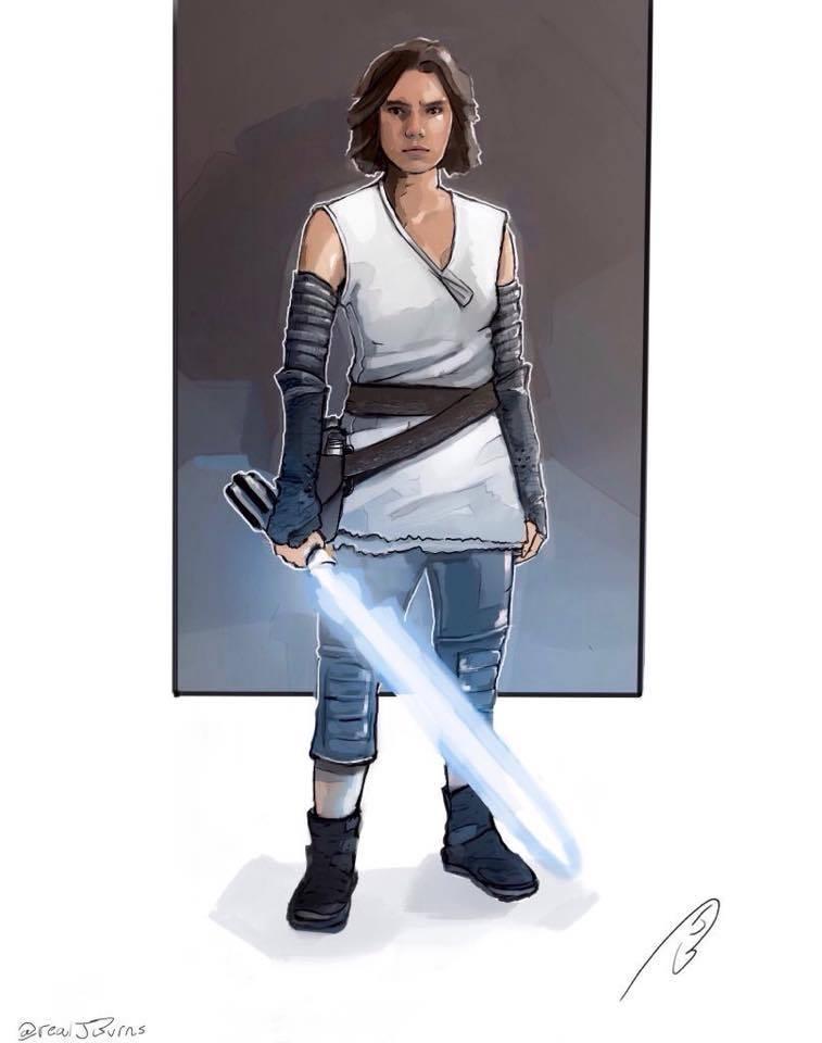 8 - Les RUMEURS de Star Wars VIII - The Last Jedi - Page 5 Costum20