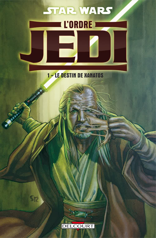 COLLECTION STAR WARS - L'ORDRE JEDI Couv0110