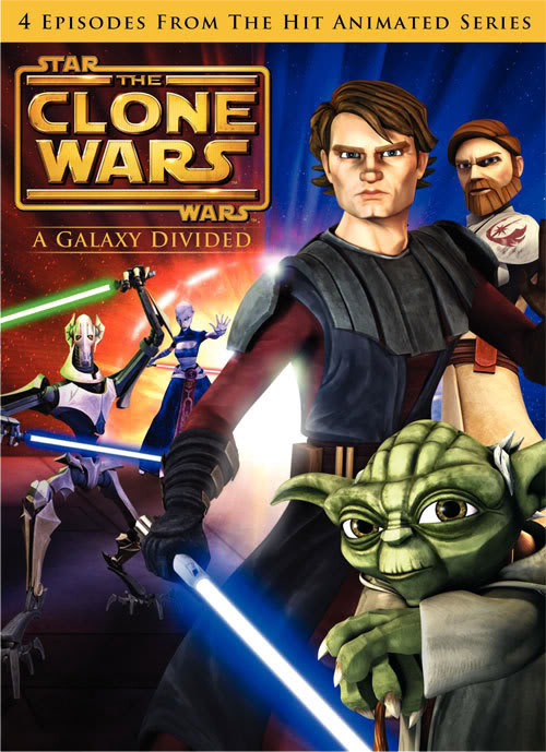 STAR WARS - THE CLONE WARS - NEWS - NOUVELLE SAISON - DVD - Page 6 Coverd10