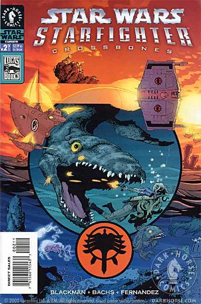 LES NEWS DU COMICS STAR WARS - LA SAGA EN BD - Page 2 Crossb10